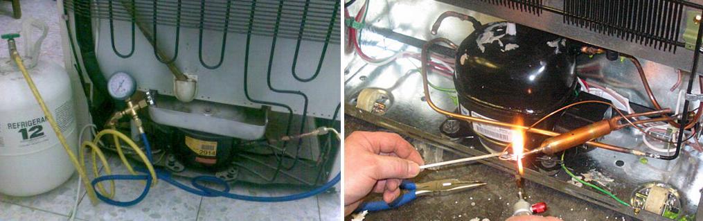 Как отремонтировать холодильник зил своими руками 71